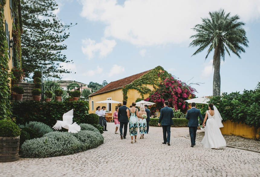 Portugal Destination Wedding - Quinta De Santana - by She Takes Pictures He Makes Films-166
